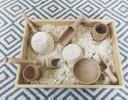 🏖 Homemade Sand 🏖  I had this activity