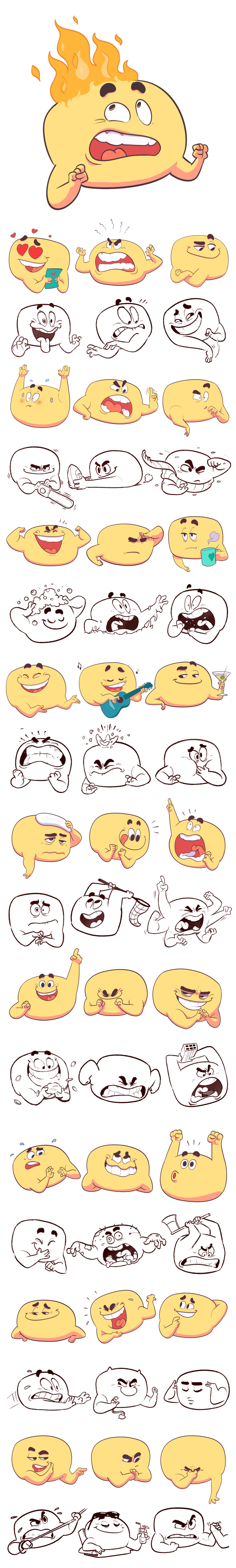 how_to_draw_facial_expressions_and_hands_faces_emoji_meme_memeslist.jpg