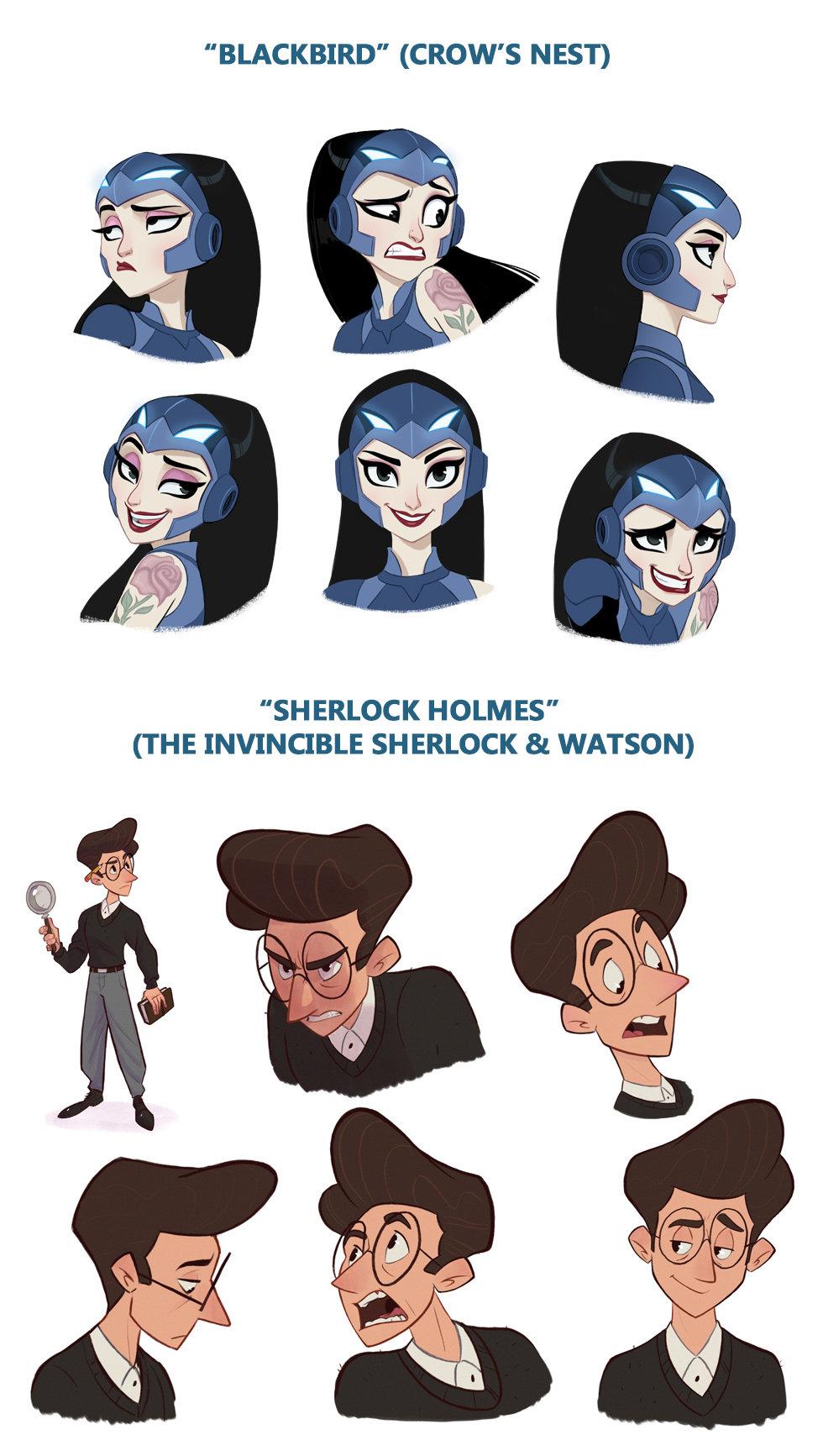 facial_expressions_sherlock_holmes_chara