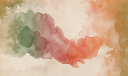 Watercolor Stain Transparent