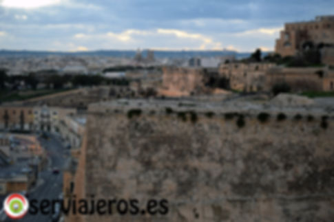 Murallas de La Valeta