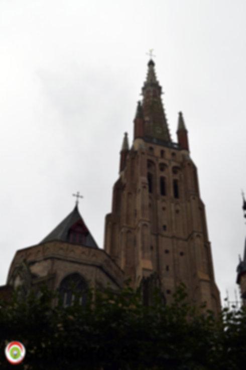 Iglesias en Brujas
