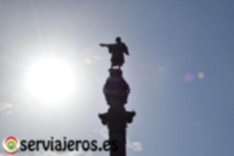 Estatua Cristobal Colón