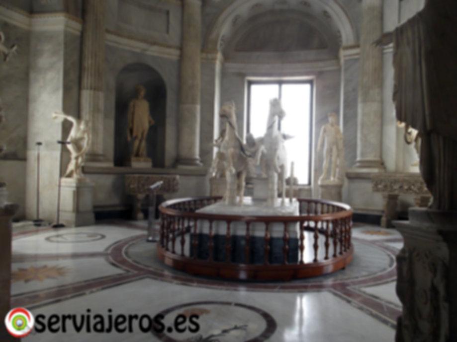 Sala Museos Vaticanos