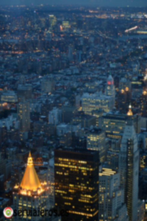 vistas desde Empire State