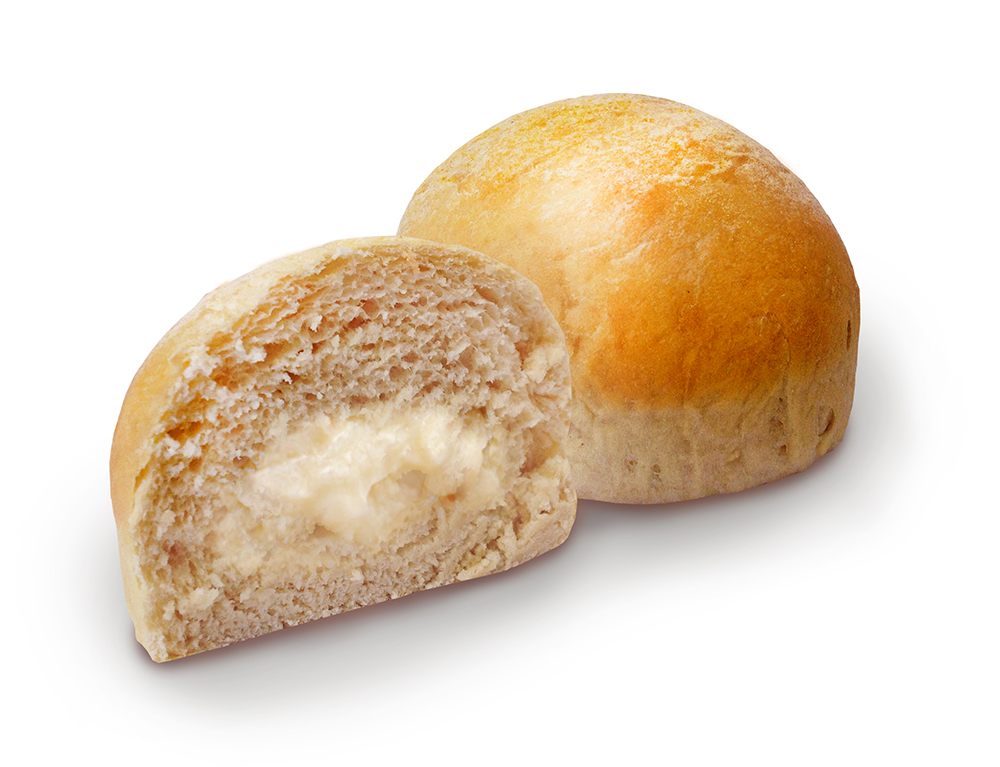 Mini pão de batata catupiry