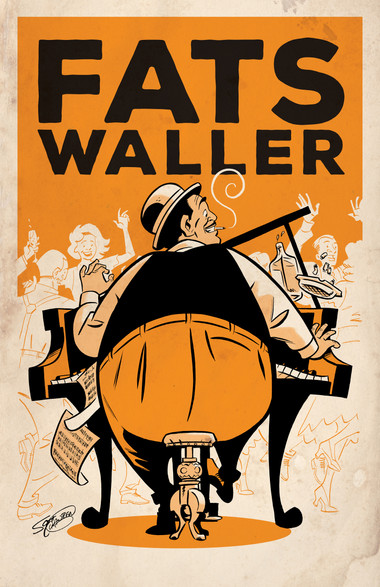 FATS WALLER Personal Work