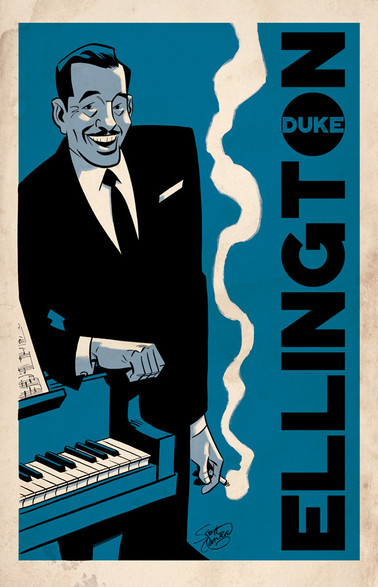 DUKE ELLINGTON Personal Work