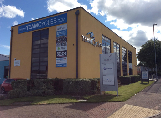 Team Cycles join us for 2019!