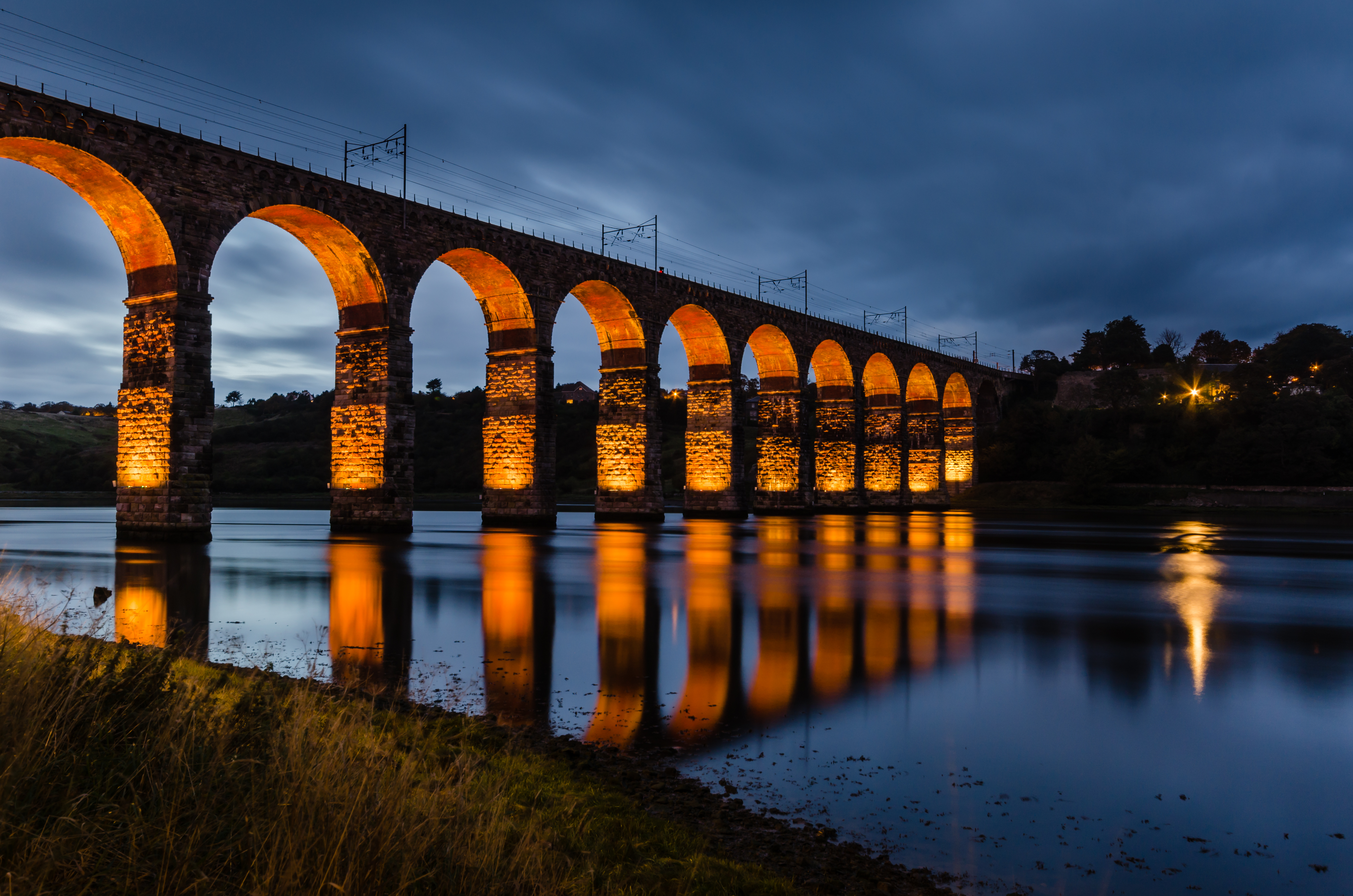 Royal Border Bridge Berwick