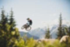 MarkMatthews in Whistler Bike Park