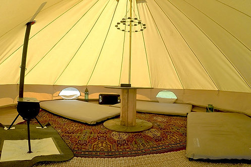 Bell Tent Pro (5M) With Stove - Sold