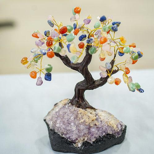 CHAKRA CRYSTAL TREE