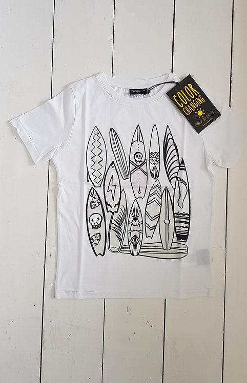Surfboards solar tshirt