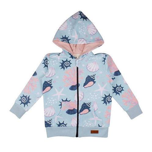 Shell hoodie