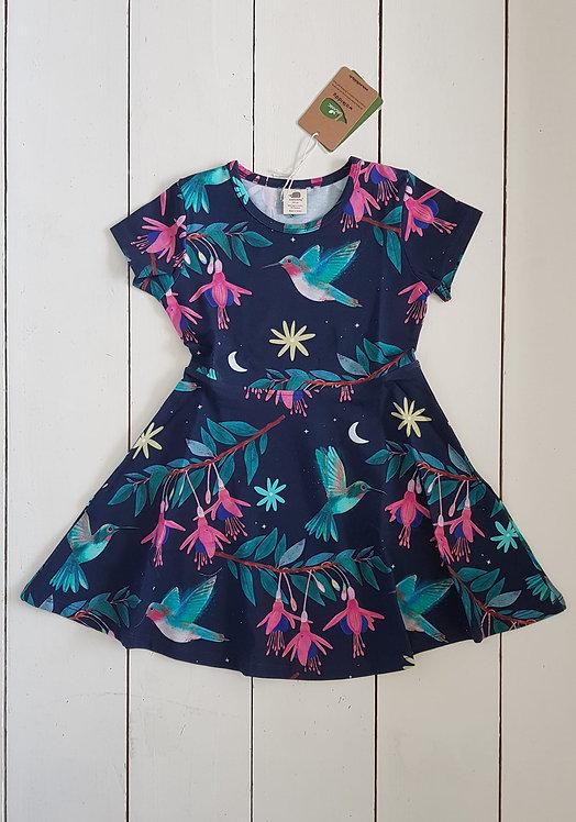 Hummingbird dress