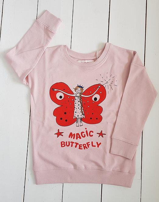 Magic butterfly sweatshirt