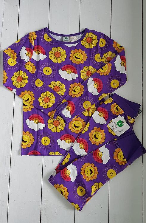 Sun purple pyjama