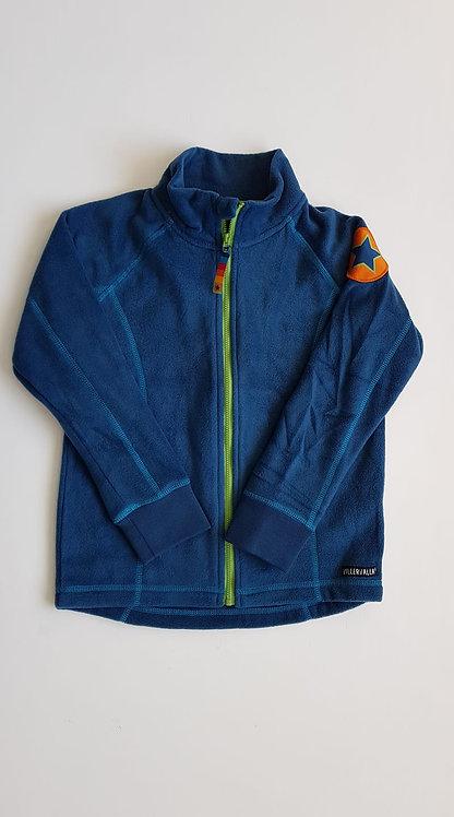 Fleece marine zip up