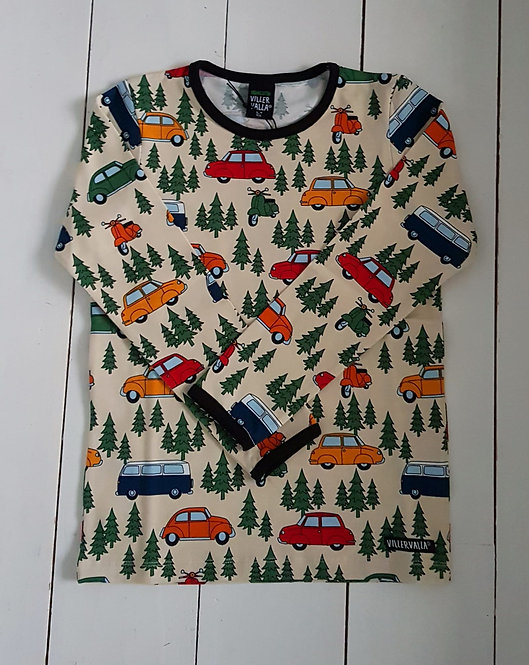 Forest car oat top