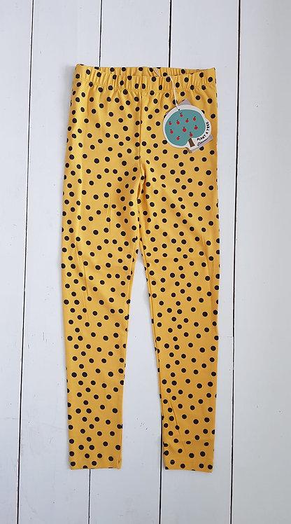 Black dots leggings