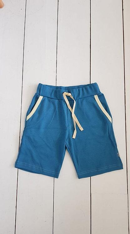 Bermuda blue shorts