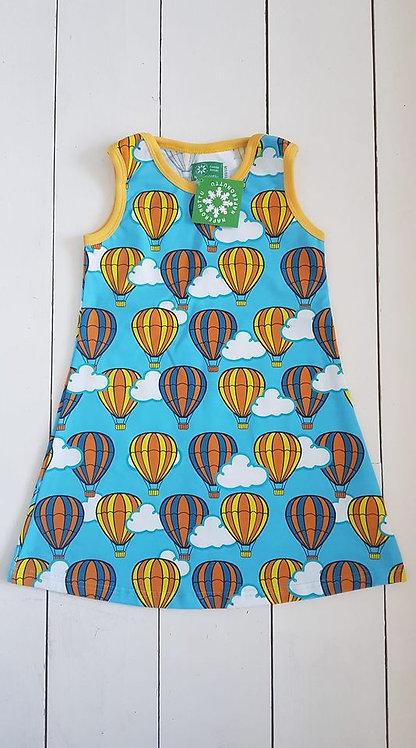 Air balloons dress