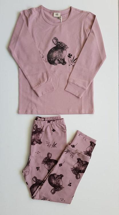 Rabbit pyjama
