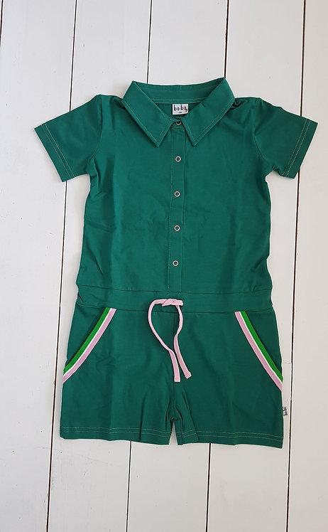 Jumpsuit short  green