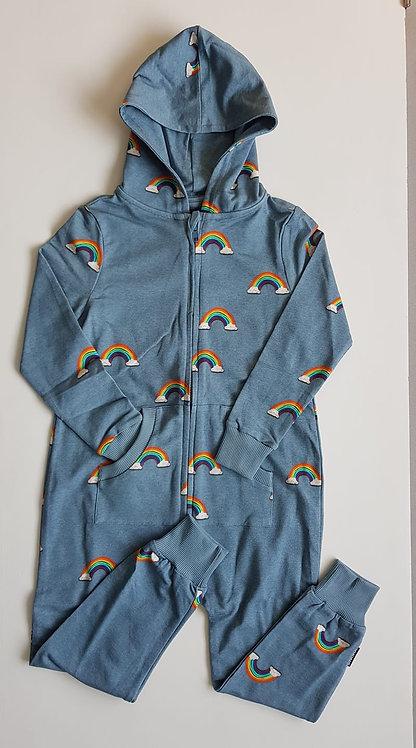 Jumpsuit rainbows