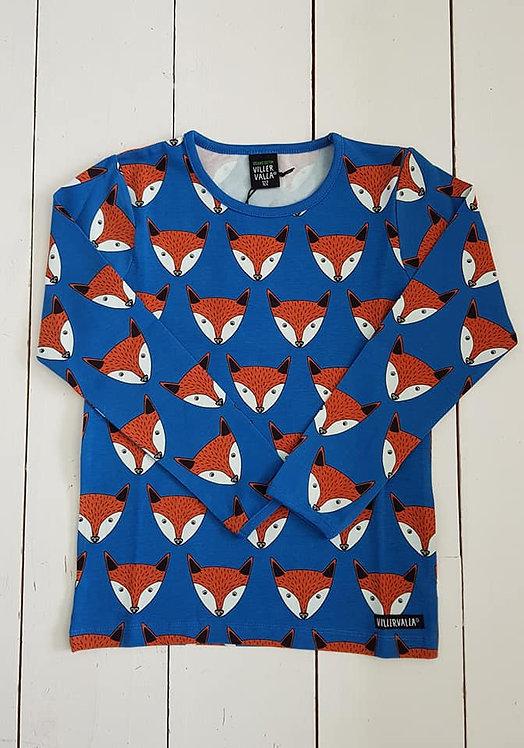 Fox top blue