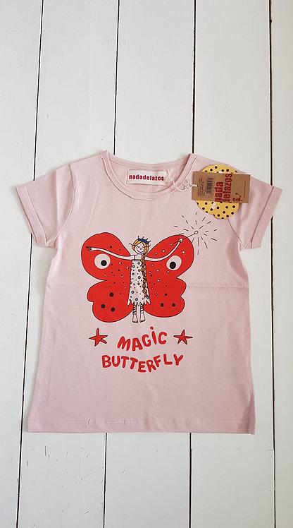 Magic butterfly tshirt