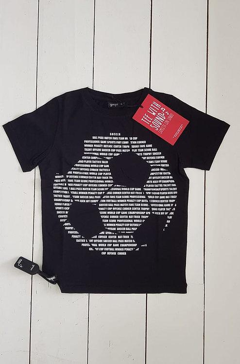 Soccer sound tshirt