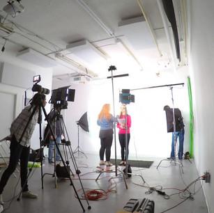 Quantum Company Video BTS
