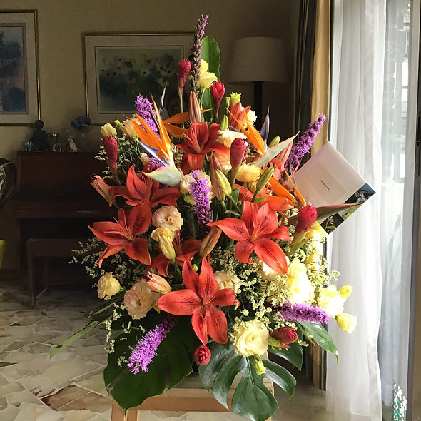 Grand Tropical Arrangement