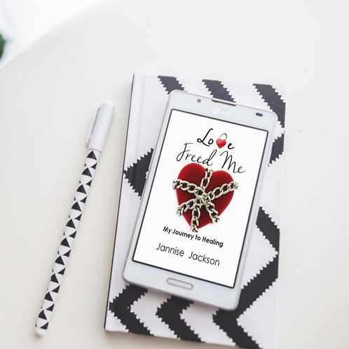 Love Freed Me Journal