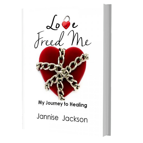 Love Freed Me Book