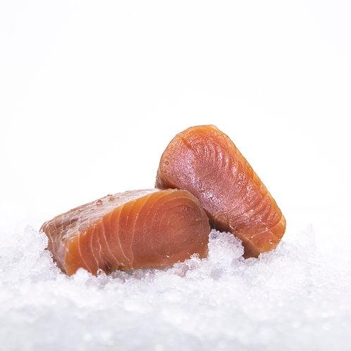Marlin ahumado en frío