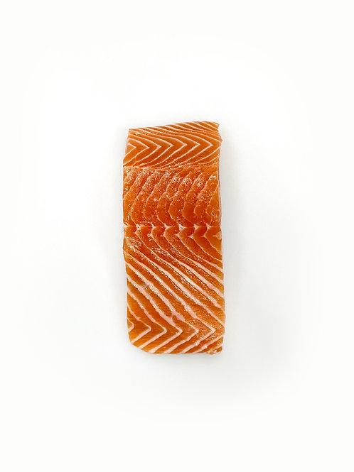 Filete de salmón chileno