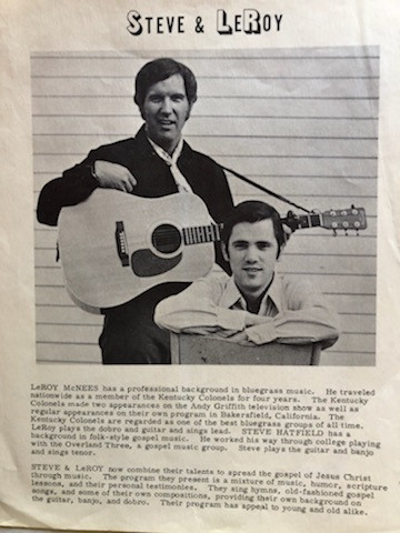 Steve & LeRoy