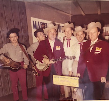 1959 Flat and Scruggs TV show