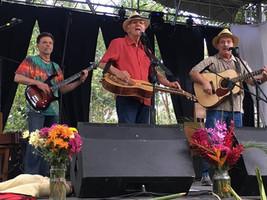 Lake Atitlan Guatemala Music Festival  Left to Right: LLoyd Monroe, LeRoy, Craig Wilson