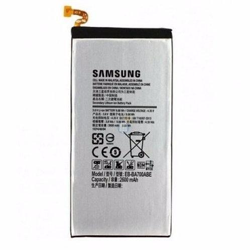 Bateria Samsung Galaxy A7 A700 2600mah Eb-ba700abe
