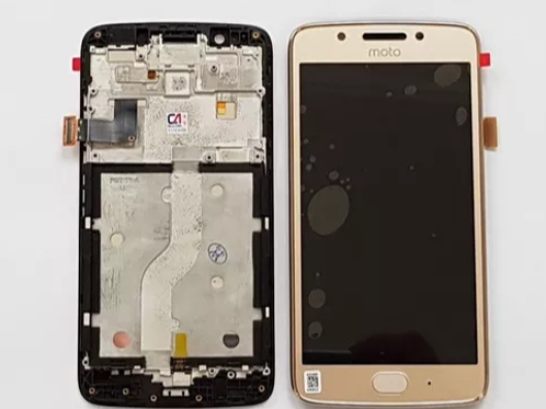 Display Tela Touch Lcd Moto G5 Xt1672 Original