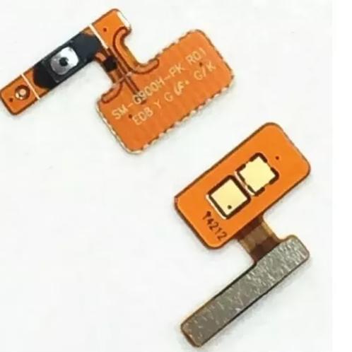 Cabo Flex Botão Power On Off Galaxy Samsung G900 I9600 S5
