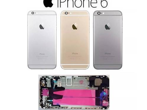 Carcaça Completa Tampa Traseira Flex Apple Iphone 6g