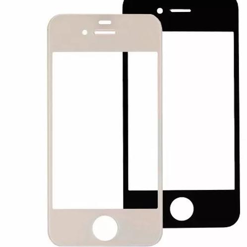 Tela Vidro Lente Apple Iphone 4 Ou 4s Original Sem Touch