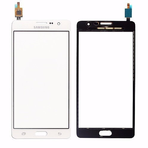 Tela Vidro Touch Screen Samsung Galaxy On7 G6000 G600 Branco