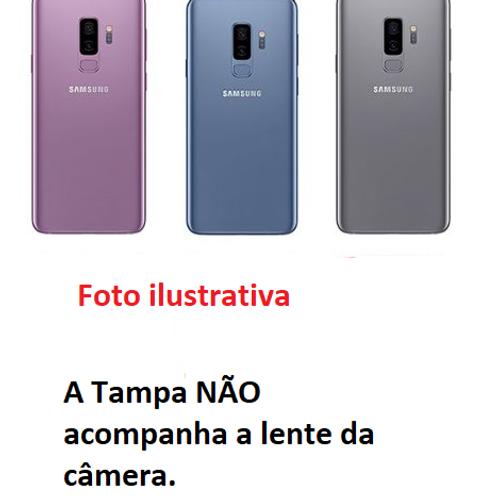 Tampa Traseira De Vidro Samsung Galaxy S9 Plus G965