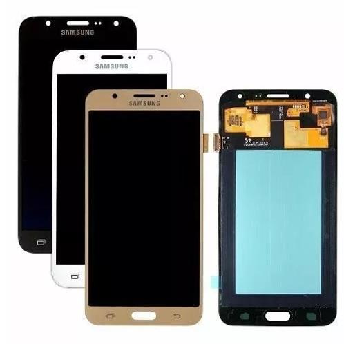 Tela Display Lcd Touc Samsung J7 J700 J700m/ds Ajusta Brilho